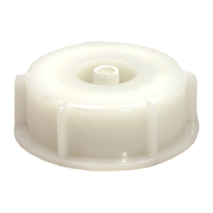 Barrel Spares 2 Quot Cap With A White Rubber