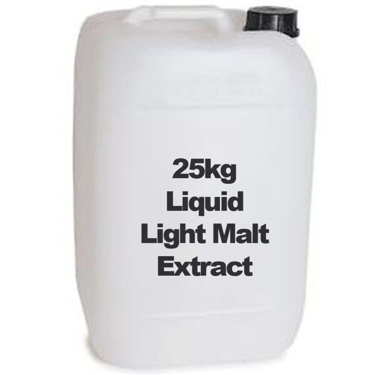 how to make liquid malt extract