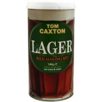 Caxton Traditional Lager 40pt