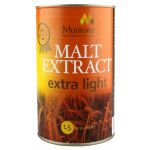 Muntons Extra Light Plain Malt Extract 1.5kg